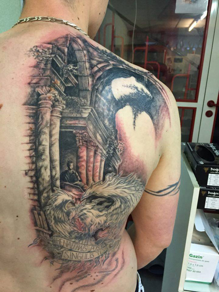 Grands Tatouages Tattoo Studio