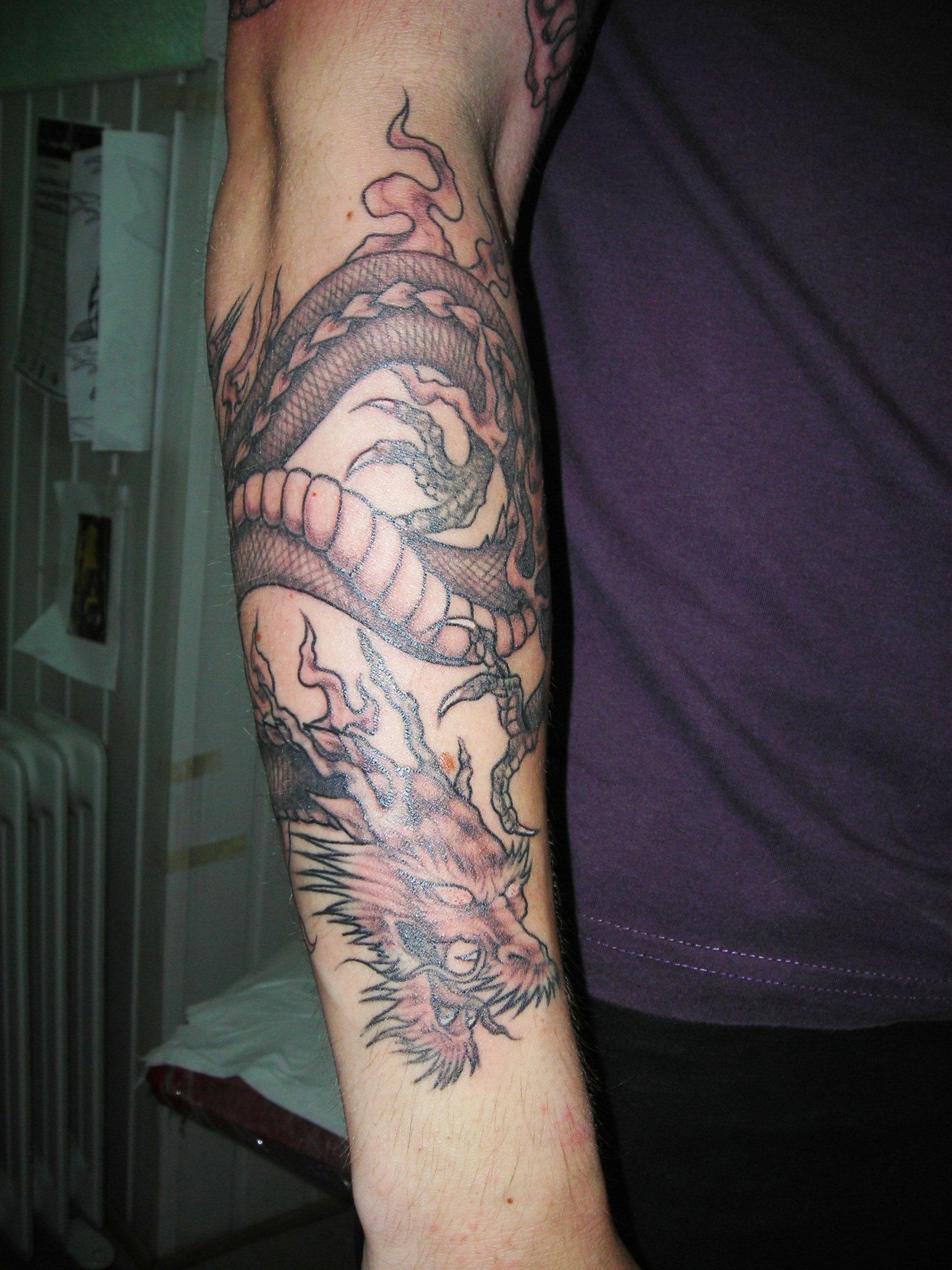 Tatouage Grandes Pieces Tattoo Studio