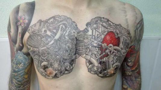 Tatouage biomécanique