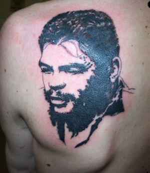 Tatouage portrait homme
