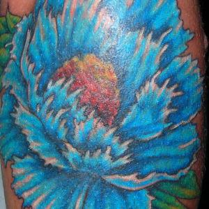 Tatouages fleur