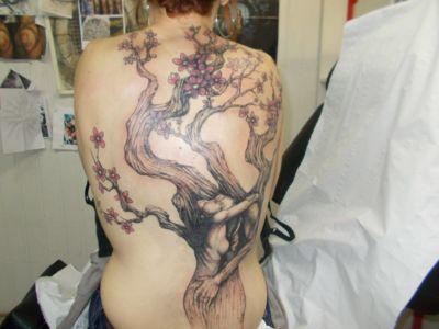 13 Recouvrement de tatouage : voici le résultat !
