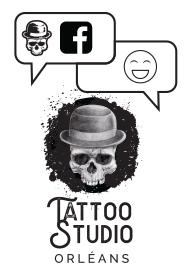 tatoueur Orléans conseil sur facebook